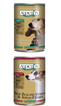 Addiction Dog Food Recall